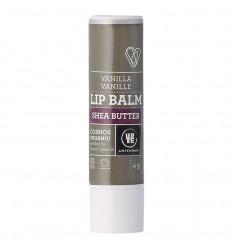 Shea butter-lip balm vanilla organic - Urtekram