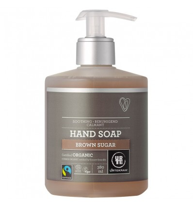 Brown Sugar hand soap organic - Urtekram