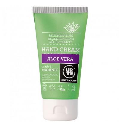 Crème bio pour les mains à l'aloe Vera - Urtekram