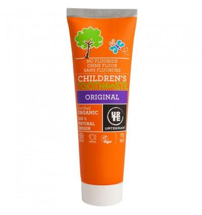 Dentifrice bio pour enfants au fenouil - Urtekram
