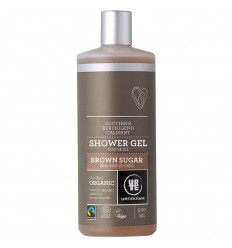 Brown Sugar shower gel organic - Urtekram