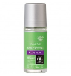Aloe vera deo crystal roll-on organic - Urtekram
