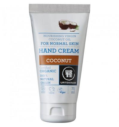 Kokos Handcreme bio 75 ml - Urtekram