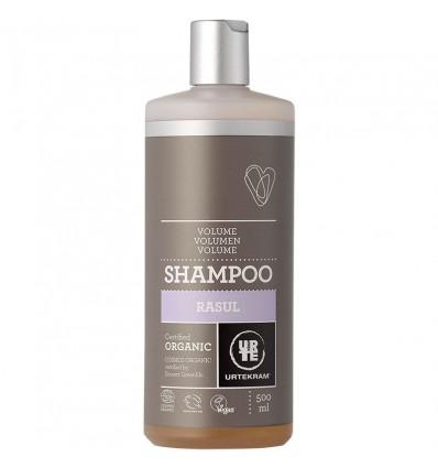 Rhassoul shampoo volume organic 500 ml - Urtekram