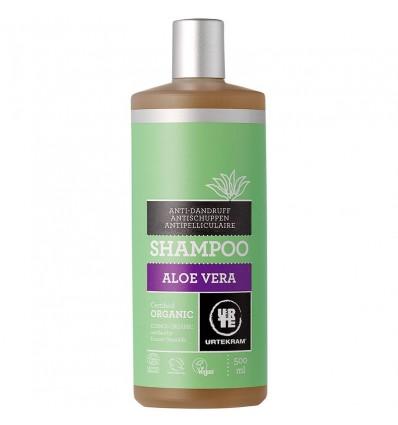 Aloe Vera shampoo anti-Dandruff organic 500 ml Urtekram