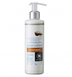 Coconut body lotion organic -  Urtekram