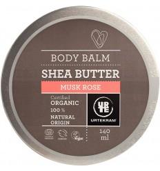 Body Balm Shea Butter Musk Rose bio - Urtekram