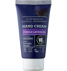 Purple Lavender hand cream organic 75 ml- Urtekram