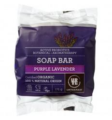 Purple Lavendelseifenbar Bio - Urtekram
