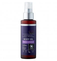 Purple Lavender Body Oil organic 100 ml -  Urtekram