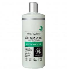 Shampoing bio Green Matcha 500 ml - Urtekram