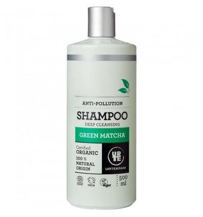 Green Matcha tiefes Reinigungs shampoo bio 500 ml