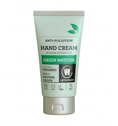 Green Matcha hand cream organic 75 ml - Urtekram