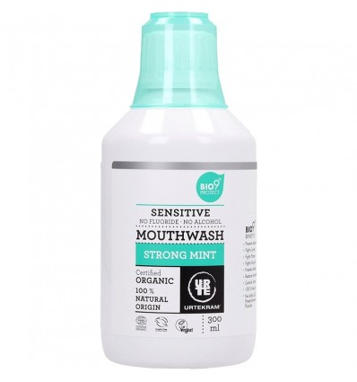 Mouthwash BIO9®  Strong Mint Sensitive