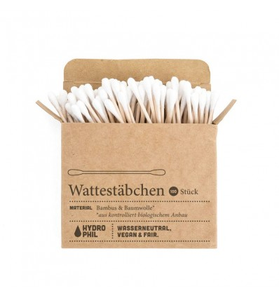 Cotton Swabs - bio - Hydrophil
