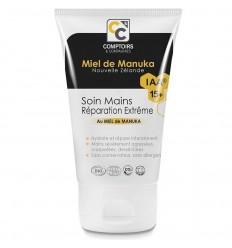 Crème pour les mains au miel de Manuka
