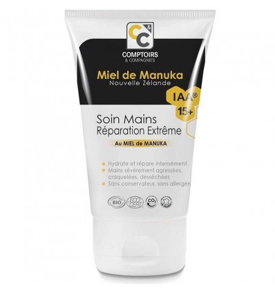 Hand cream with Manuka Honey