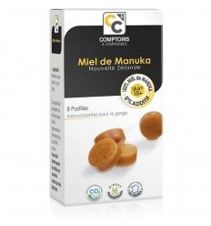 Pastilles au miel de manuka IAA 10+