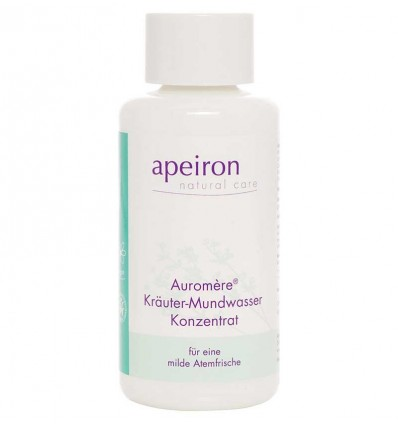 Herbal Mouthwash Concentrate - Apeiron