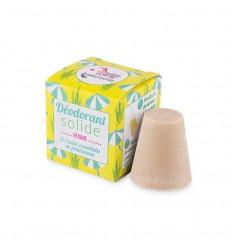 Solid deodorant with palmarosa - Lamazuna