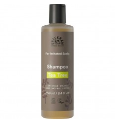 Shampoing au Tea Tree pour cuir chevelu irrité - Urtekram