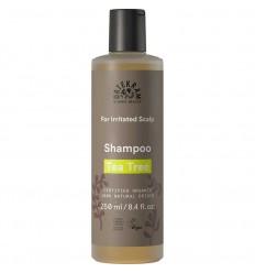 Teebaum shampoo Gereizte Kopfhaut Bio 250 ml - Urtekram