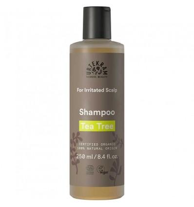 Tea tree shampoo irritated scalp organic - 250ml