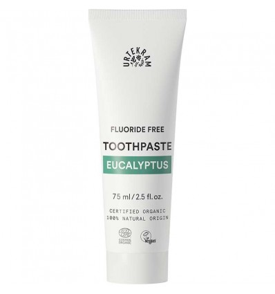 Eucalyptus toothpaste organic - Urtekram