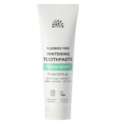 Fresh Mint Whitening Toothpaste Organic 75 ml - Urtekram
