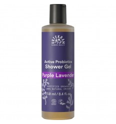 Purple Lavender shower gel 250ml - Urtekram