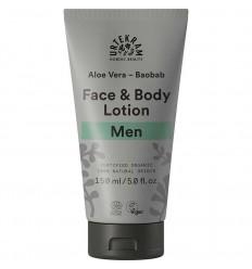 Crème bio  corps et visage pour homme au Baobab - Urtekram
