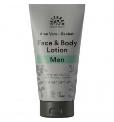 Men Aloe Vera Baobab Face & Body Lotion bio - Urtekram