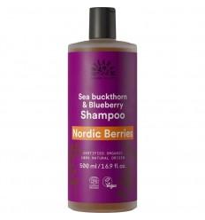 Nordic Berries shampoo Urtekram 500 ml