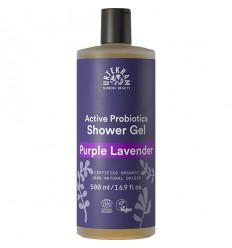Purple Lavender shower gel 500 ml - Urtekram