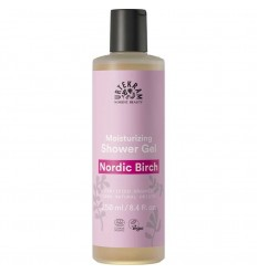Nordic Birch shower - gel organic - Urtekram