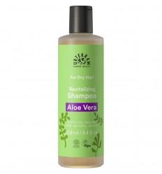 Aloe Vera shampoo dry hair organic 250 ml - Urtekram