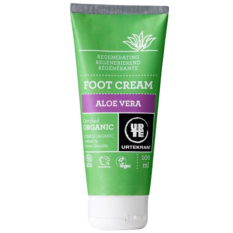 Crème pour les pieds - Urtekram