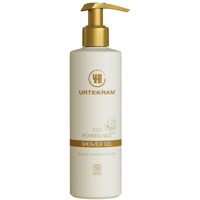 Gel pour la douche Morning Haze d'Urtekram